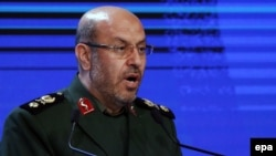 Iranian Defense Minister General Hossein Dehghan