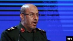 حسین دهقان، وزیر دفاع