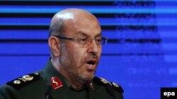وزیر دفاع ایران میگوید