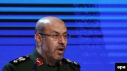 Eýranyň goranmak ministri Hossein Dehghan