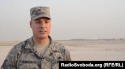 Крістофер Пфайфер, оператор безпілотника, сержант армії США