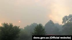 Гасіння пожежі в Чорнобильській зоні, 6 червня 2018 року