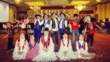 Чикагодогу кыргыз балдары.