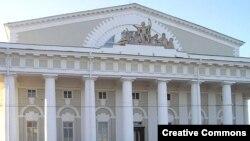 В 1709 году Петр I основал в Петербурге при Адмиралтействе Модель-камеру, ставшую одним из первых музеев России