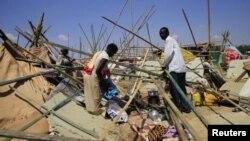 سودان جنوبی نه تنها درگیر جنگ خونین داخلی بود بلکه -به گفته سازمانهای امدادرسانی- در لبه سقوط به قحطی بیسابقهای طی ۳۰ سال گذشته در آفریقا نیز قرار دارد
