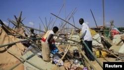Pamje nga Sudani Jugor