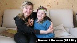 Марина Матура с бабушкой Екатериной