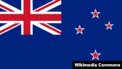Нынешний флаг Новой Зеландии