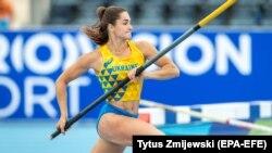 Українська легкоатлетка, учасниця Олімпіади у Токіо Марина Килипко