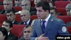 Акс аз видеои ТВ Тоҷикистон гирифта шудааст