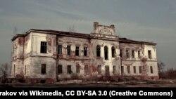 Палац Горватаў, Нароўля, 2012 год. Ілюстрацыйнае фота