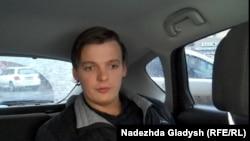 Журналист Андрей Некрасов
