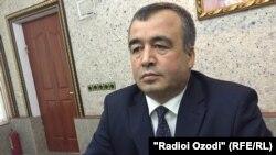 Täjigistanyň transport ministri Şerali Ganjalzoda