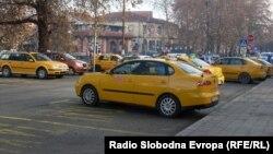 Паркинг во Битола.