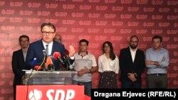 Tražićemo raspuštanje CIK-a i uvođenje elektronskog glasanja: Nermin Nikšić
