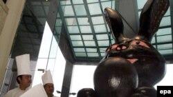 Шоколадный заяц - непременный атрибут пасхальных праздников во многих странах мира