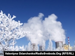 Unit 1 at the Rivne nuclear plant has been generating power since December 1980.