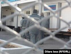 Женская тюрьма в Алматы. Иллюстративное фото.