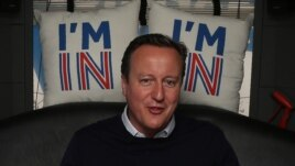 Премьер-министр Дэвид Кэмерон сделал ставку на членство Британии в ЕС. И проиграл