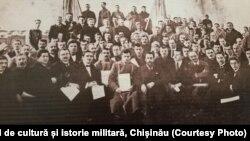 Membrii Blocului Moldovenesc din Sfatul Țării.
