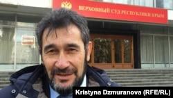 Qırımtatar Qurultayınıñ Merkeziy saylav komissiyasınıñ reisi Zair Smedlâyev