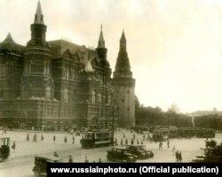 Москва, 1931 год