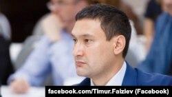 Тимур Файзиев.