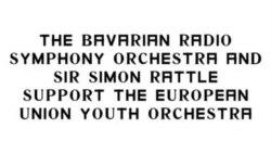 În sprijinul Orchestrei de Tineret a Uniunii Europene