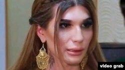 Трансгендер Нигина (Миршариф Закиров).