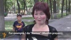 Dinara Osmonova: Why I Don't Wear The Hijab