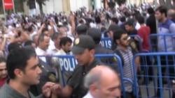 Первичная запись видеорепортажа с митинга НСДС 22 сентября