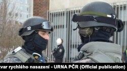 Офицеры чешского спецназа (URNA). Иллюстративное фото.