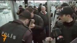 Түркияда аялдардын демонстрациясы куч менен таратылды