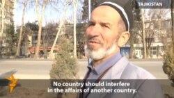 Vox Pop: Kazakh, Kyrgyz, Tajik Citizens Discuss Russian Intervention In Ukraine