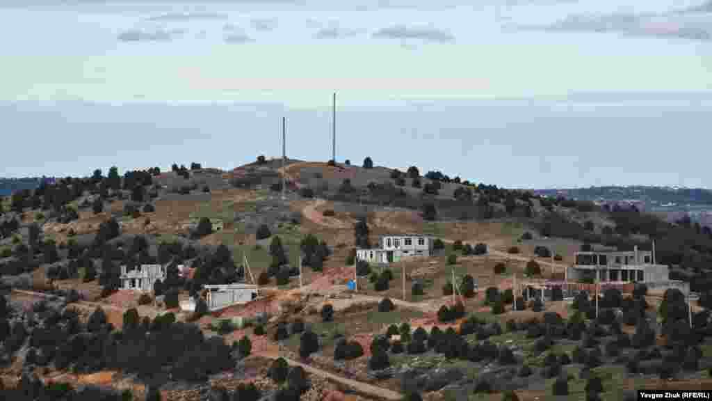 На території об'єкта культурної спадщини регіонального значення «Північний форт» будують житлові будинки