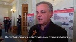 «Любое обсуждение по поводу будущего Донбасса невозможно без обсуждения будущего Крыма» – народный депутат Украины Сергей Рахманин (видео)