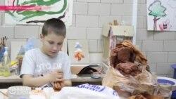 """Центр """"Играем вместе"""" - уникальное в Карелии место, где занимаются с детьми-аутистами"""