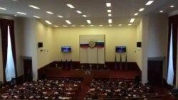 Дагъистаналъул гимналъухъ гIенеккараб парламент
