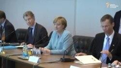 Angela Merkel u Sarajevu