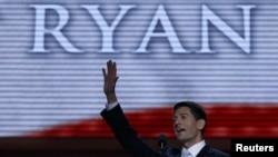 Pol Rajan në konventën e republikanëve