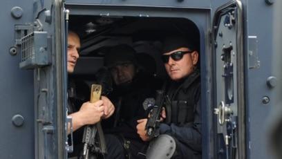 Policijska akcija na severu Kosova