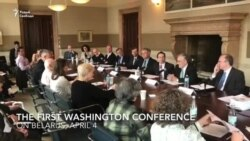 The First Washington Conference on Belarus (video)