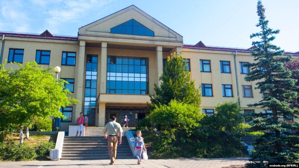 Школа №36з польскай мовай навучаньня ўГорадні