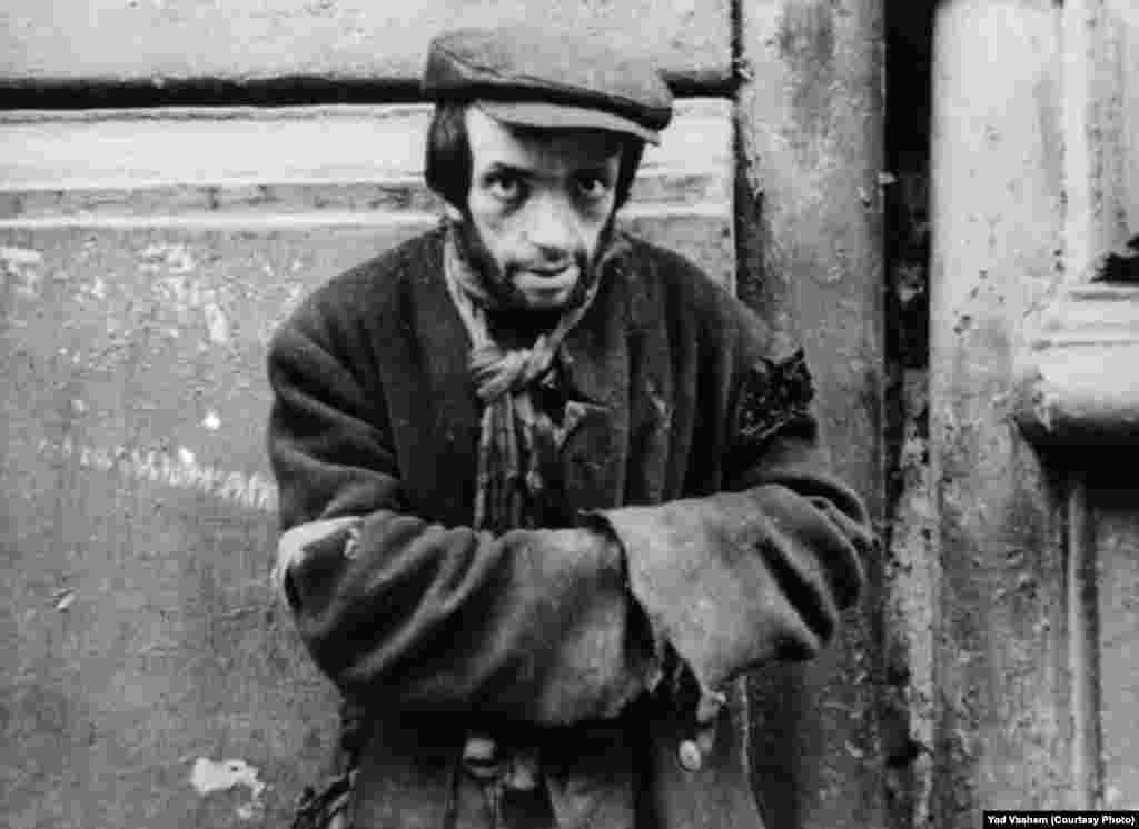 A Jew in the ghetto