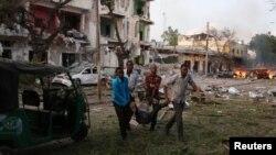 Prizor iz Mogadiša, arhivska fotografija