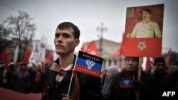 Rusiyada 23 fevral bayramı, arxiv fotosu