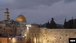 """Раздел """"единого и неделимого"""" Иерусалима снова стал на повестку дня"""