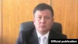 Канжарбек Эшалиев.