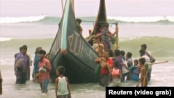 The United Nations says that the number of Rohingya refugees, who arrived in Bangladesh since August 25 now stands at around 290,000.