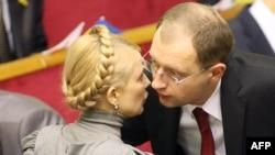 Кандидатуру Яценюка поддержали все 227 «оранжевых» депутатов